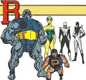 Beta Flight is a training division of Alpha Flight. The team has gone through several incarnations. Consistently the team has been less experienced (and/or younger) Canadian heroes who are training to be in Alpha Flight. Once their members were adequately trained they then may be considered for Alpha Flight status.