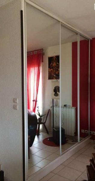 17 meilleures id es propos de porte coulissante miroir for Portes placard coulissantes miroir