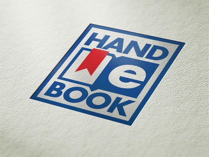 HandeBook Publishing Logo Design