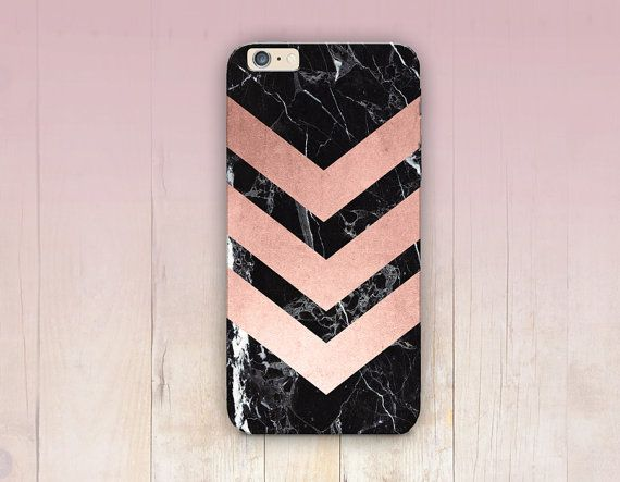 Rose Gold Phone Case For iPhone 6 Case iPhone 5 Case by CRCases