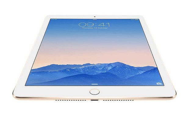 The new iPad Air 2
