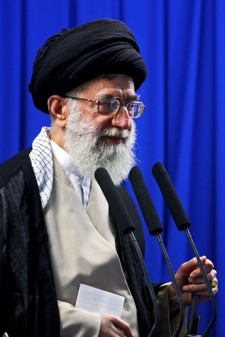 قائد الثورة الاسلامية المعظم الإمام الخامنئي