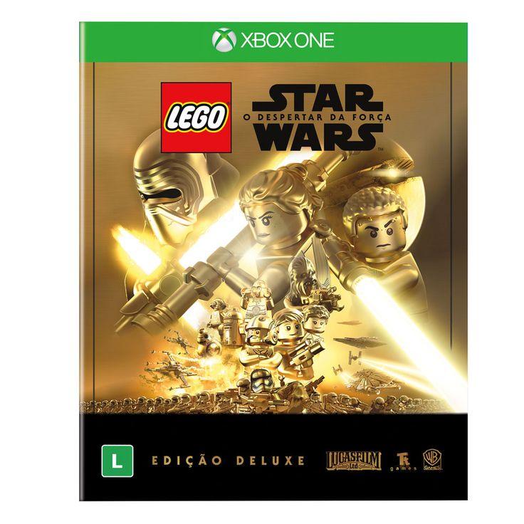 [Ponto Frio] LEGO Star Wars: O Despertar da Força - Edição Deluxe - Xbox One/PS4 R$132,90