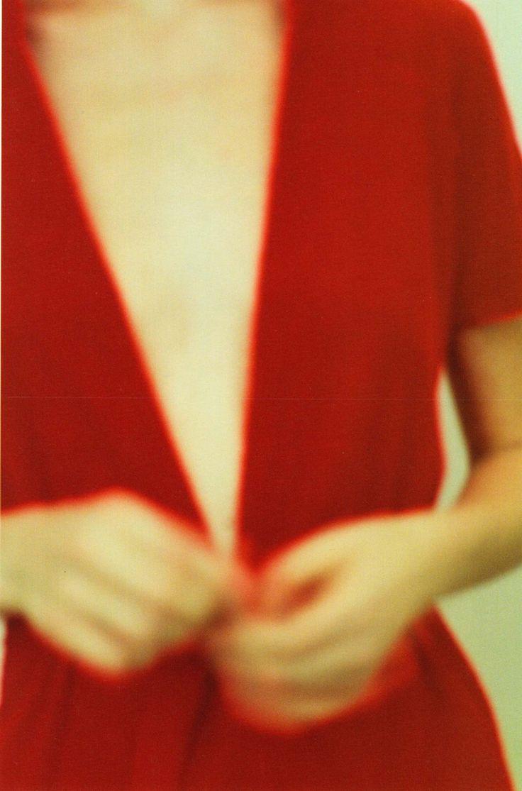 MARK BORTHWICK Susan, Purple, 1995