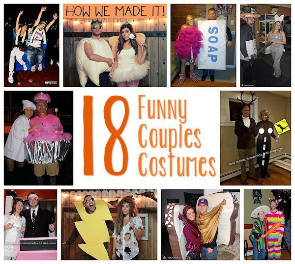 costume ideas of couples