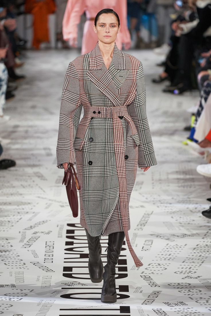 Stella McCartney Herbst/Winter 2019 Ready-to-Wear – Fashion Shows | Vogue German…