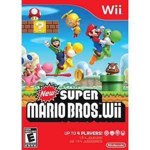 Nintendo Wii Game - Super Mario Brothers - Mills Fleet Farm