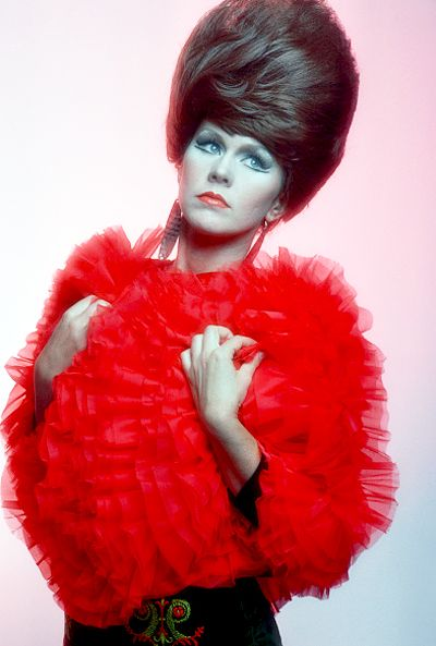 Kate Pierson Of The B 52s Photographed By Lynn Goldsmith