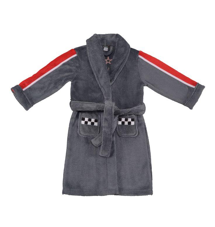 Petit Lem formula one dressing gown for boys  $38.95 http://www.planetpyjama.com.au/dressing-gowns/