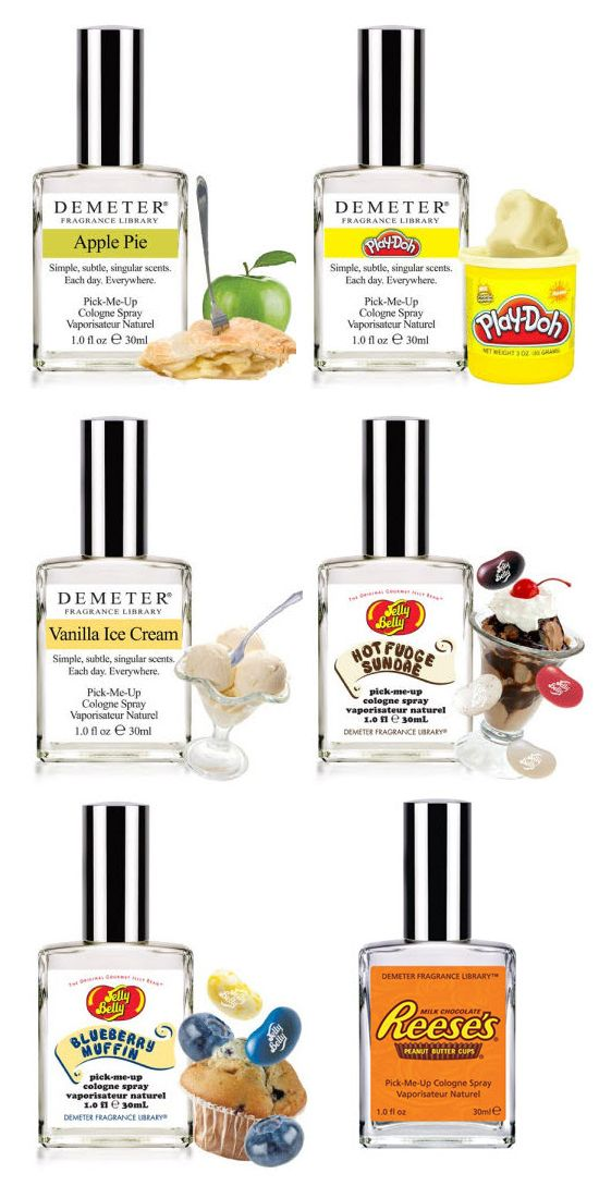 @Womensforum.com ~ review of Demeter Fragrances!