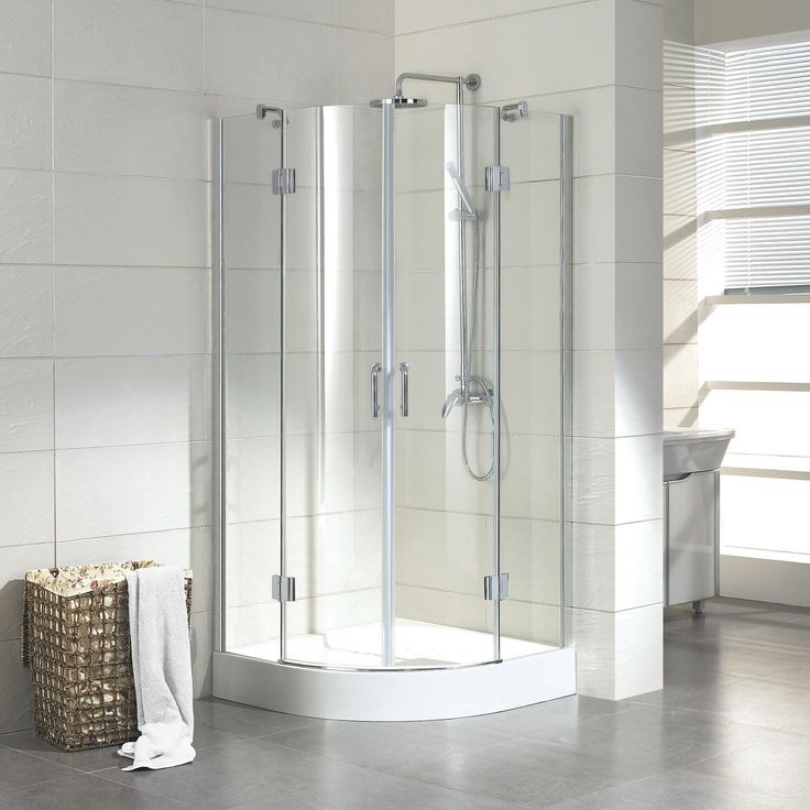 Best 25+ Corner shower enclosures ideas on Pinterest | Corner ...