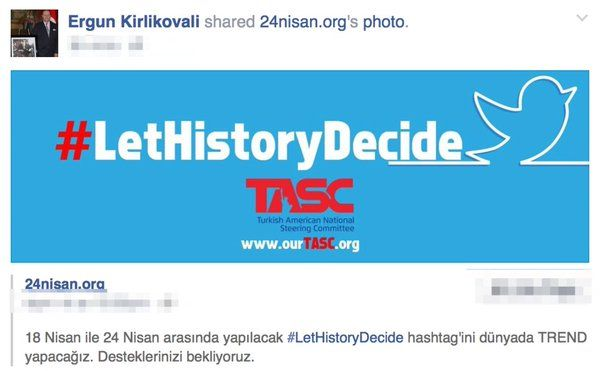 http://24nisan.org  18 - 24 Nisan arasında yapılacak  #LetHistoryDecide hashtag'i dünyada TREND olsun @ethocide Alp Icoz (@AlpIcoz) | Twitter