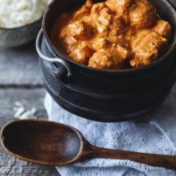 Poulet au beurre - Recette | Trois fois par jour Faudrait juste que je trouve du garam masala quelque part...