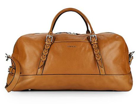 Cole Haan   Leather Duffel   SAKS OFF 5TH
