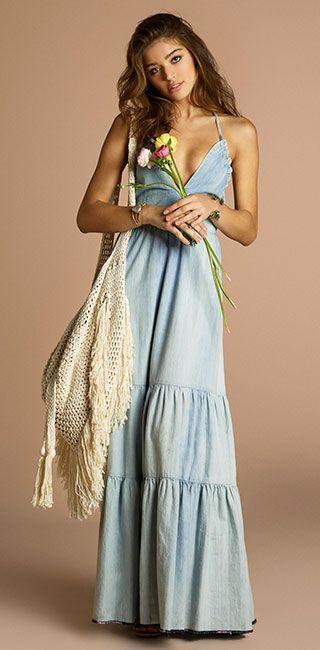 25+ best ideas about Hippie dresses on Pinterest | Hippie ...
