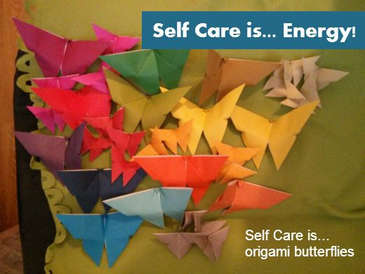 {From Colour Your Life's Self-Care declaration}
