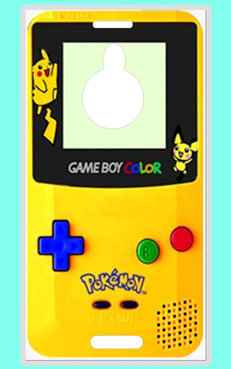Game boy color kabel - Pokemon Gameboy Color Yellow Photo Samsung Galaxy By Wangmade