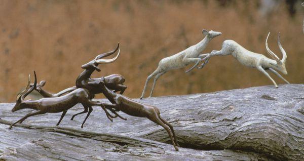 526 Best The Best Antelope & Deer Sculpture Or Statue