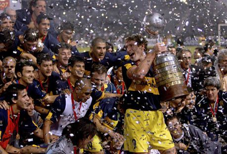 Boca Juniors Campeon Libertadores 2007