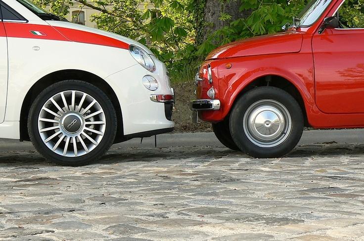 Fiat 500 by rafalfa