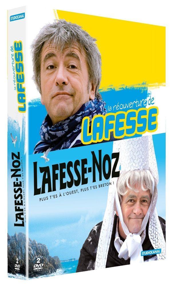 La Réouverture de Lafesse + Lafesse-Noz - DVD NEUF