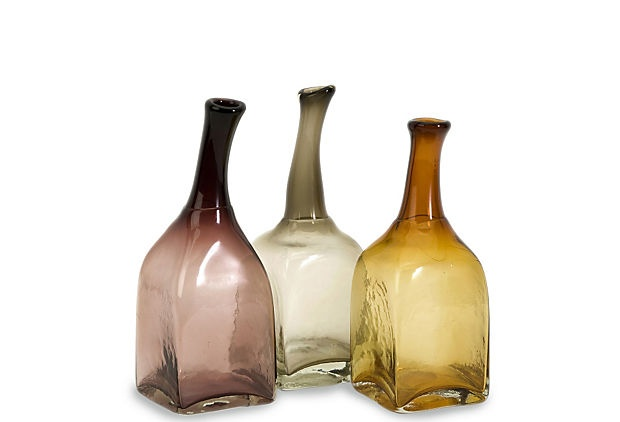 Best 25 Colored Glass Bottles Ideas On Pinterest