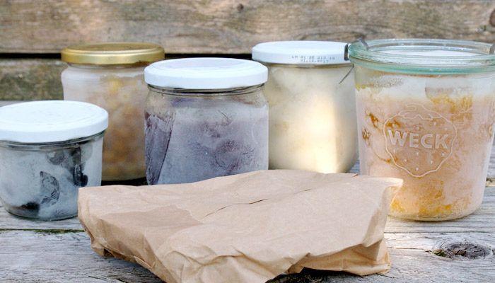 Einfrieren ohne Plastik