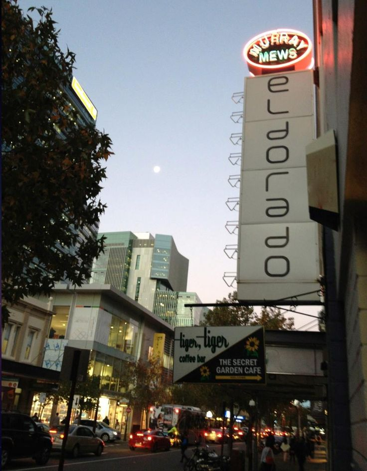 #eldorado #moon #perthcity