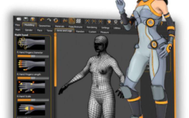 MakeHuman - Come creare personaggi 3D facilemente MakeHuman è un software  multipiattaforma e opensource che grazie a delle semplici regolazioni è in grado di creare tantissime figure umane differenti ed esportarli nei tantissimi formati disponibili #design #3d #modellazione #personaggi #design