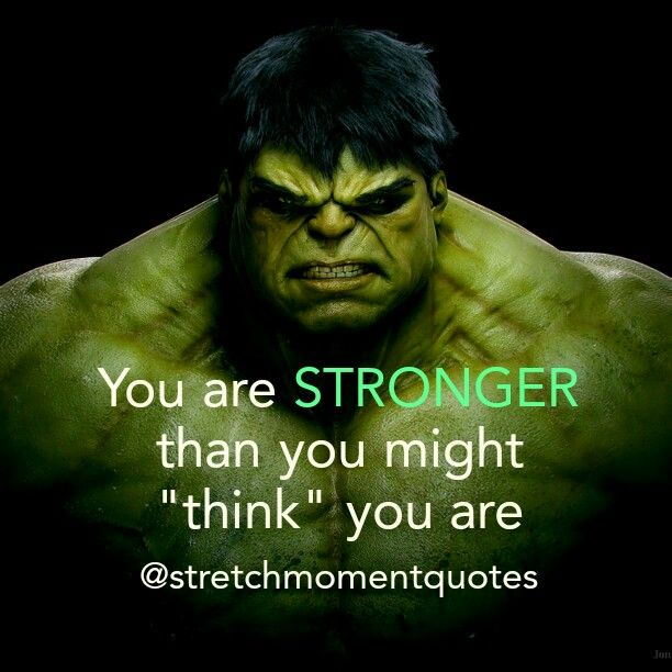 Hulk Quotes Delectable Pinron Broussard On Stretch Moments Quotes  Pinterest