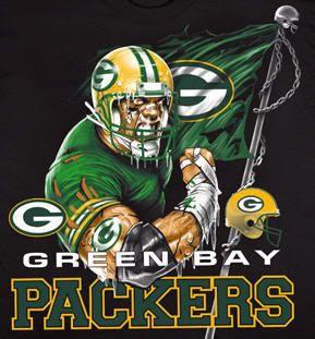 Green Bay Packer Poster