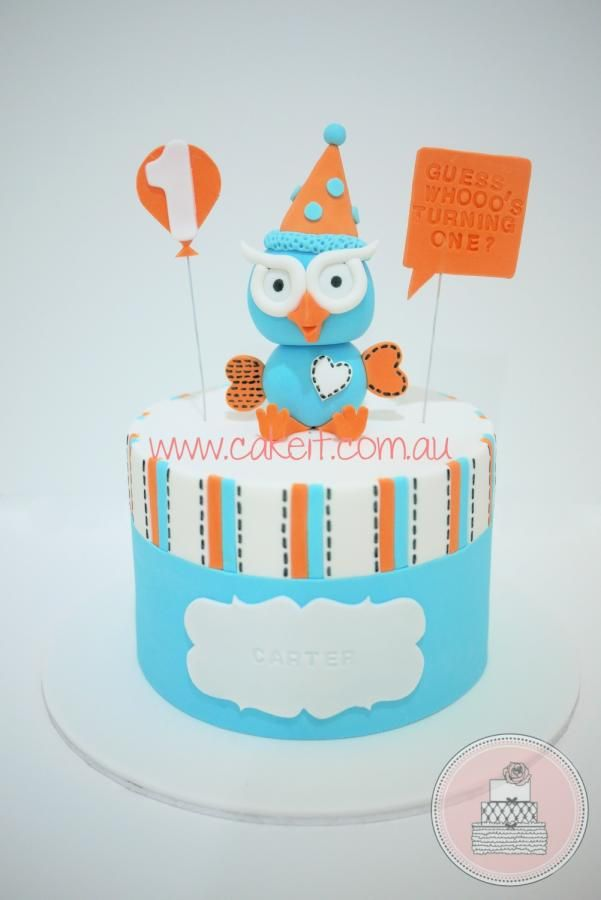 Giggle and Hoot 1st Birthday