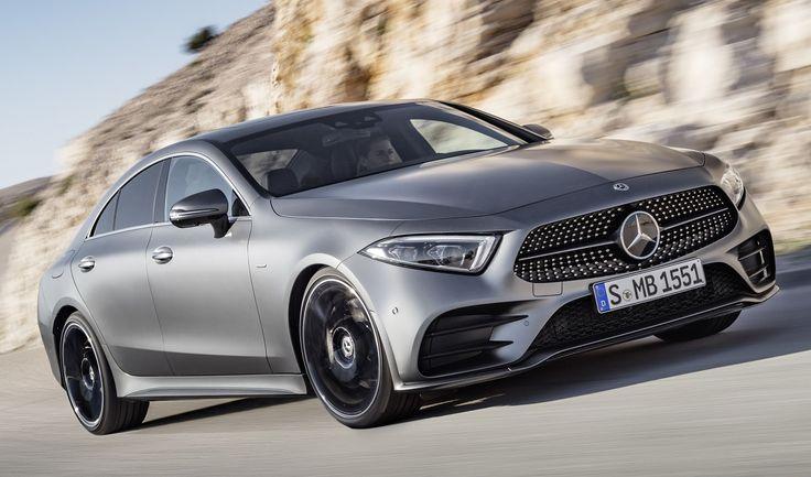 En deux générations, la CLS est devenue l'un des modèles phares de Mercedes. Et la version 2018 est encore plus belle !