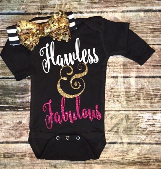 25 Best Baby Girl Onesie Ideas On Pinterest Newborn