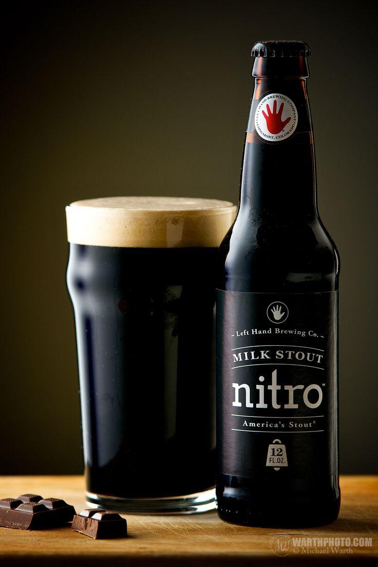 Left Hand Milk Stout Nitro...completely delicious!