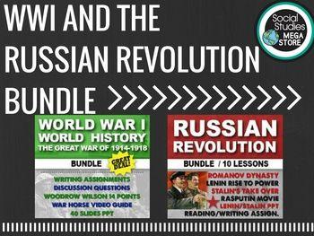 Russian history essay plans