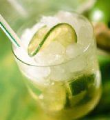 Caipirinha Brazilian drink