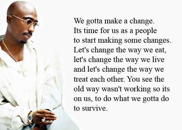 2pac - Changes (lyric)