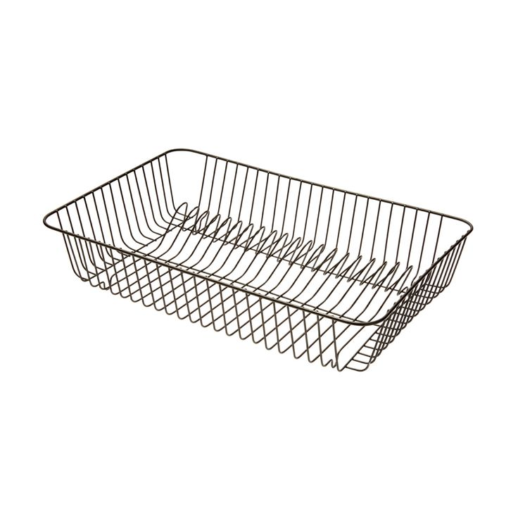 blk Wire Dish Rack home & Co