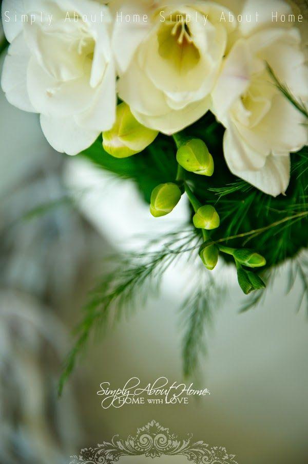 simply about home: Wspomnienie imienin i podziękowanie dla Was:)