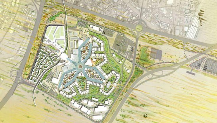Expo-Dubai-2020-site-plan