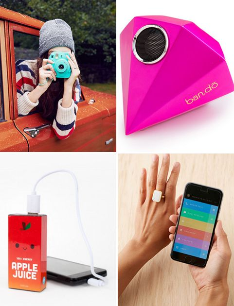 18 insanely clever tech gifts every girl should ask for Cool tech gadgets for christmas