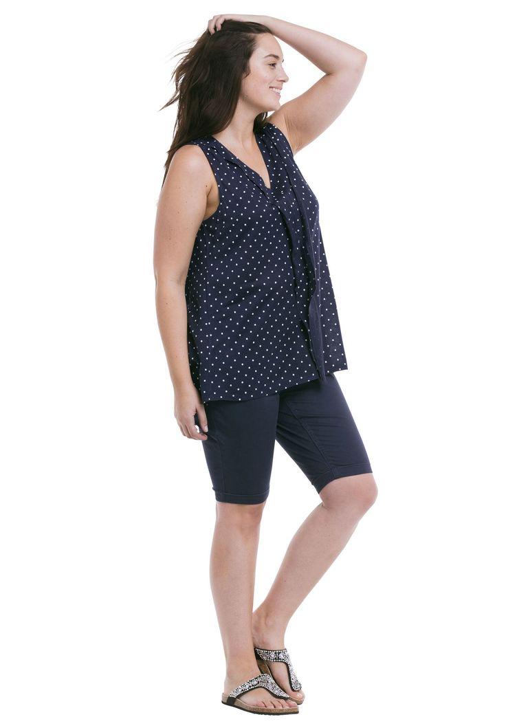 Best 25 Plus Size Shorts Ideas On Pinterest  Plus Size -7431