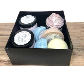 Subscription Box - Mystery Box - Spa Gift Set - Monthly Subscription - Surprise Box - Beauty Box - Gift for Her - Monthly Box - Spa in a Box