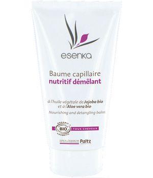 Esenka Baume capillaire nutritif démêlant Jojoba Aloe vera 150ml
