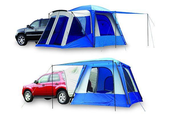 2016 Honda Pilot All Pilot models Sportz Napier SUV & Minivan Tents - 25+ Reviews on Napier Van Tents & SUV Tents w/ Awning - 82000, 84000