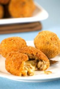 Appetizers | Antipasti Recipes: Arancini di Riso - Rice Balls | Recipe