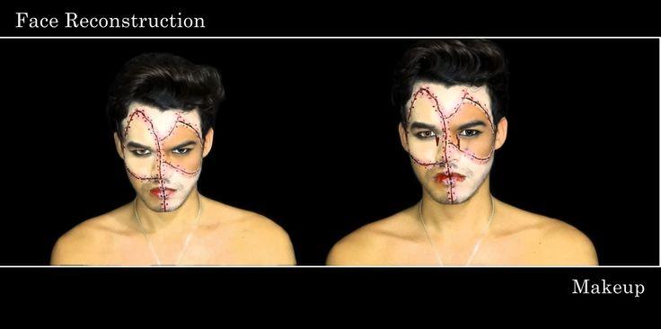 Face Reconstruction | #HP.Stylist V.#66