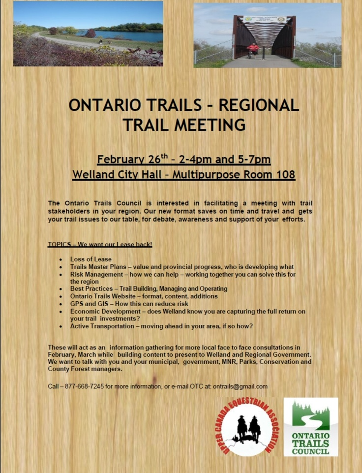 otc eastside trail public meeting
