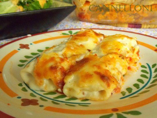 Il y a si longtemps que je n'ai pas préparé ce delicieux plat italien. Non pas qu'on n'aime pas mais...
